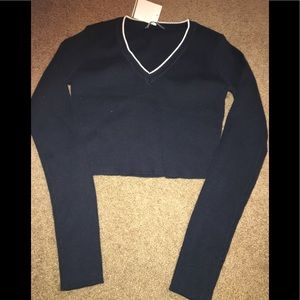 Brandy Melville crop sweater